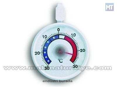 İbreli Buzdolabı Termometresi Tfa 4006