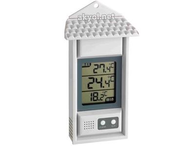 Min Max Termometre