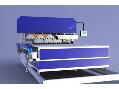 Atık Su Muflama Makinası