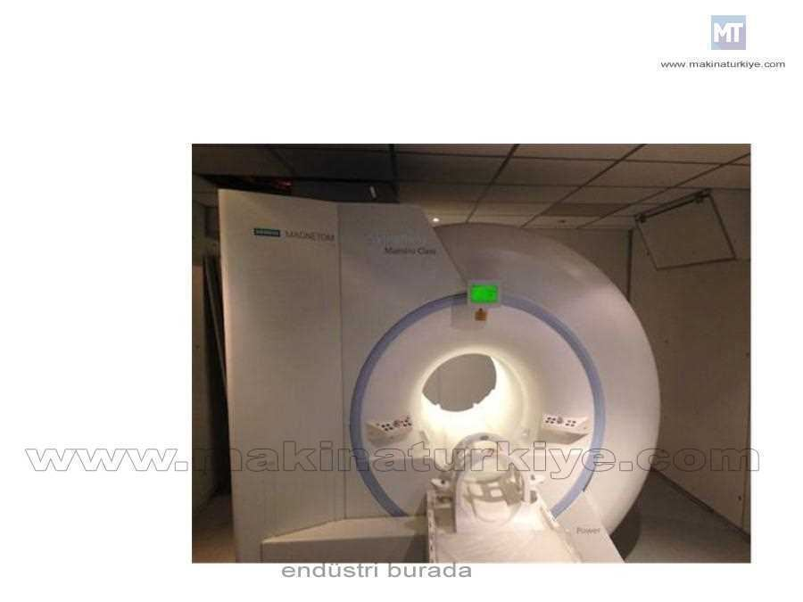 Tomografi Cihazı Siemens Magnetom Symphony 1,5T Mrı Tarayıcı