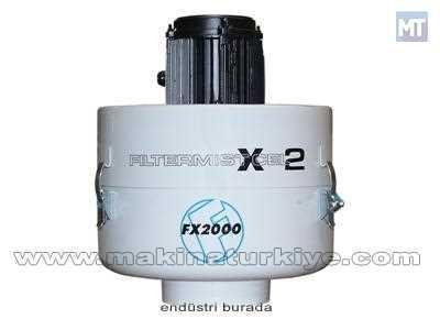 FX 2000 Yağ Buharı Filtresi