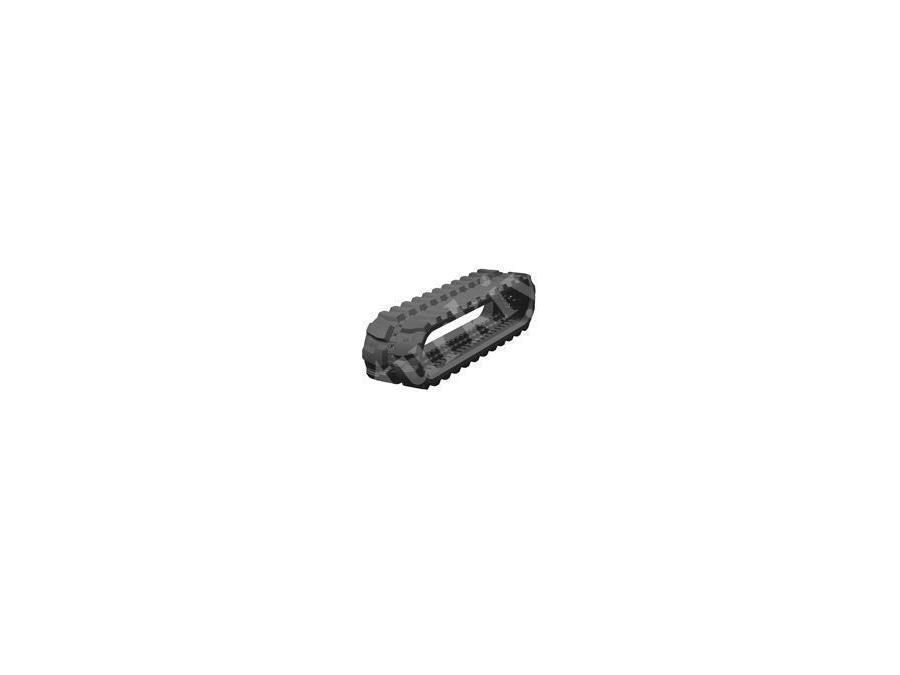 230X48x66 Cm Bobcat E16 İş Makinası Kauçuk Paleti