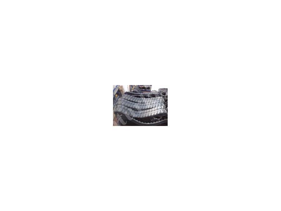 300X52,5X80 Cm Bobcat E35 İş Makinası Kauçuk Paleti