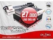 Epson Dx5 Flatbed Uv Baskı Makinesi Uv Printer Olbia TU_1510