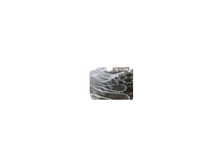 350X52,5X86 Takeuchi Tb138fr İş Makinası Kauçuk Paleti