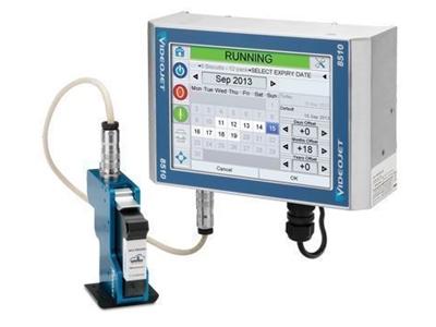 Videojet 8510 Termal İnkjet Kodlama Makinası