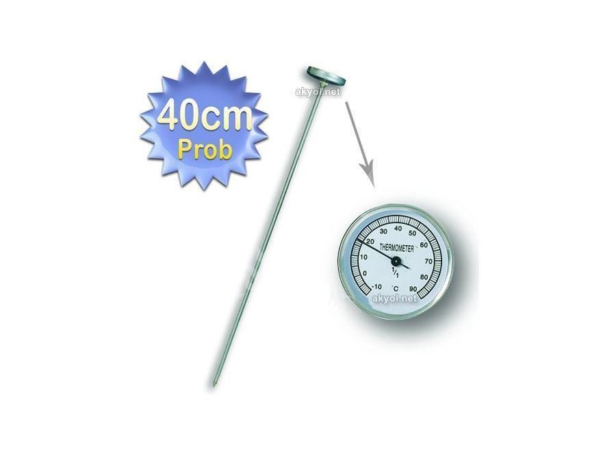 İbreli Çubuk Termometre Tfa 2008