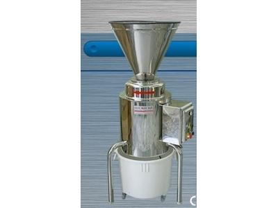 Kovalı Tip Kuruyemiş Dilme Makinası Kapasite 50-100-150 Kg/Saat