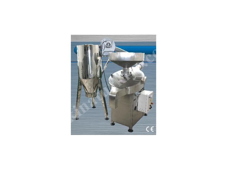 Fındık Zar Kabuk Alma Makinası Kapasite 200 Kg/Saat