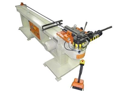 Elektrik Motor Tahrikli 76X4 Mm Redüktörlü Boru Bükme Makinası