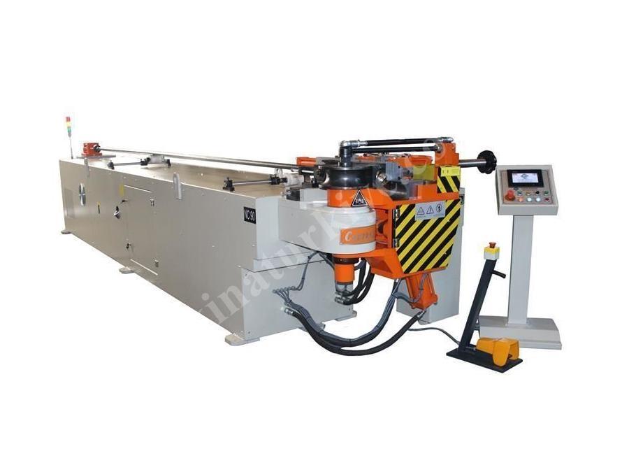 90X4 Mm Nc Sitem Hidrolik Boru Bükme Makinası
