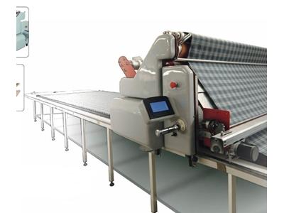 KG 5 Otomatik Açık En Kumaş Serim Makinası