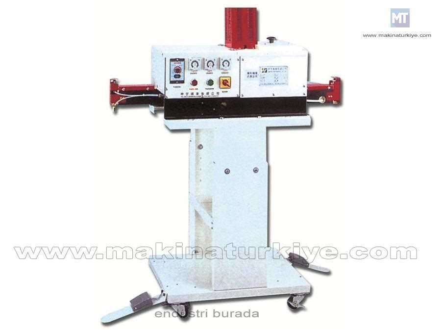 İki Kafalı Hotmelt Püskürtmeli İlaç Sürme Makinesi