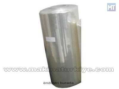 Pvc Shrink Film 15 Mikron