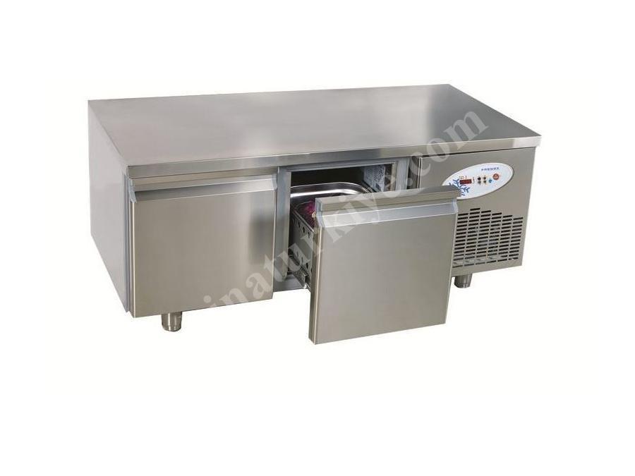 Cihazaltı 2 Çekmeceli Buzdolabı