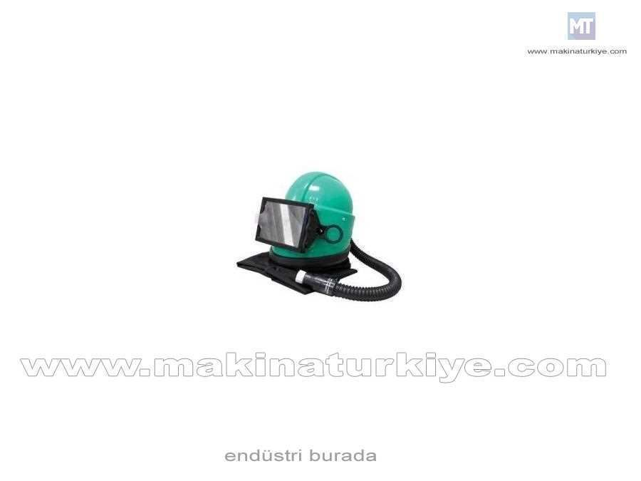 Kumlama Maskesi Solunum Havası 198 Litre/Dakika İle 424 Litre/Dakika