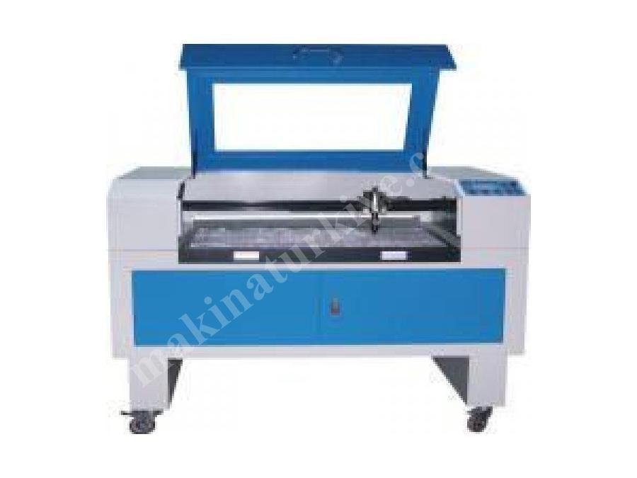 Lazer Kesim Makinası 100X60 Cm