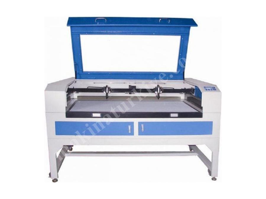 Lazer Kesim Makinası 130X100 Cm