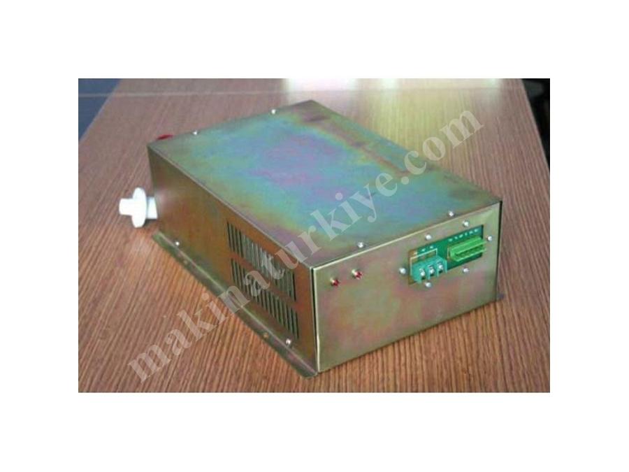 80 W Co2 Lazer Güç Kaynağı