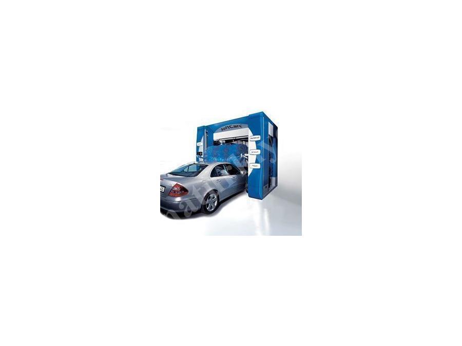Otomatik Fırçalı Araç Yıkama Makinası Softcare 2 Juno