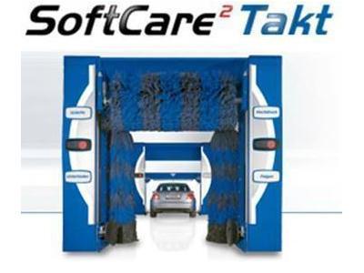 Otomatik Fırçalı Araç Yıkama Makinası Softcare 2 Takt