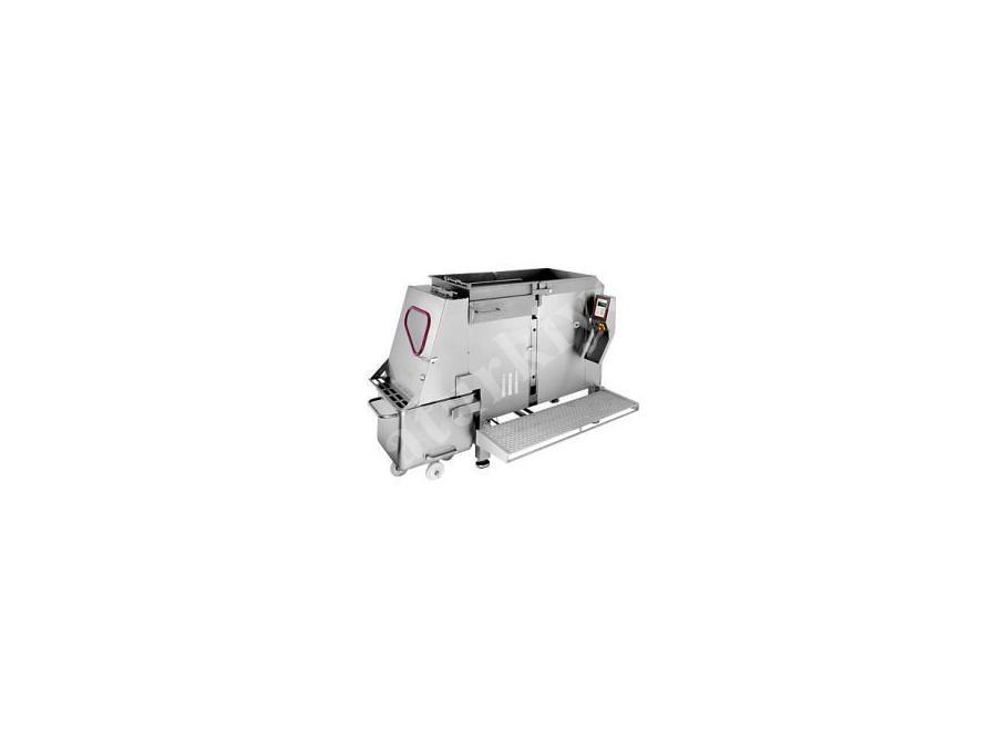 Manuel Yüklemeli Kuşbaşı Et Dilimleme Makinası 2,300 Kg / Saat