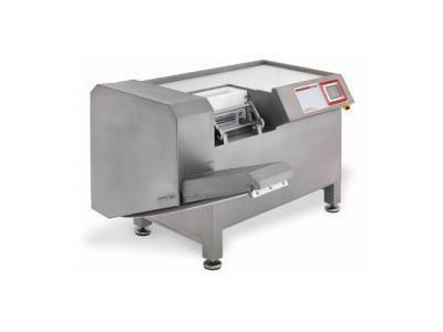 Yarı Otomatik Kuşbaşı Et Dilimleme Makinası 2,800 Kg / Saat