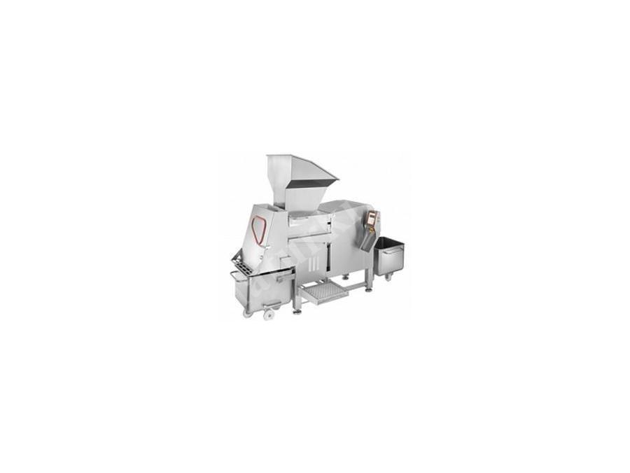 Otomatik Kuşbaşı Et Dilimleme Makinası VA 125 2800 Kg / Saat