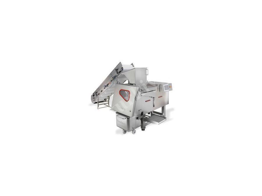 Otomatik Kuşbaşı Et Dilimleme Makinası 4500 kg / saat