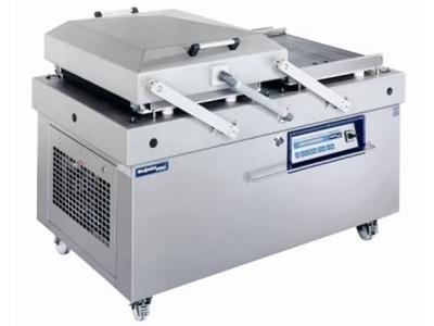 Çift Hazneli Vakumlu Paketleme Makinası 795 X 760 X 300 Mm