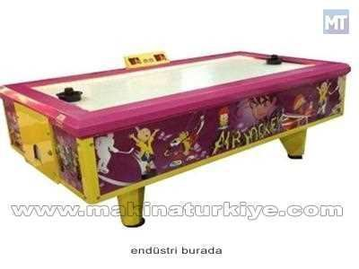 Lux Air Hockey Makinası