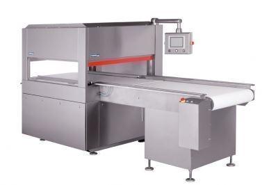 Otomatik Bantlı Vakumlu Paketleme Makinası Gk833