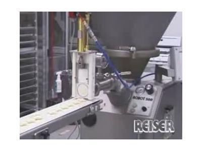 Peynir Şekil Verme Makinası