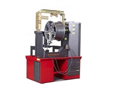 Tornalı Jant Düzelt Makinası Rsm2600s