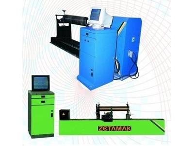 Yatay Balans Makinası