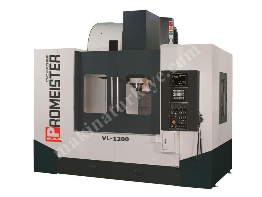 VL 1200 Lük CNC Dik İşleme Merkezi