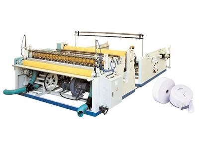 Jumbo Tuvalet Kağıdı Makinası (Enmotion Havlu) 2400 Mm