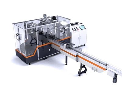 Otomatik Kağıt Peçete Paketleme Makinası 25 ~ 55 Paket / Dakika
