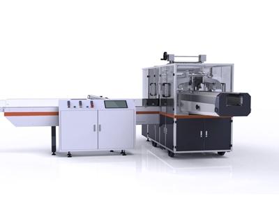 Kağıt Peçete Paketleme Makinası 25 ~ 65 Paket / Dakika