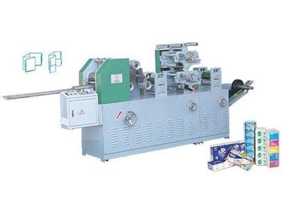 Cep Mendili Katlama Makinası 800 Yaprak / Dakika