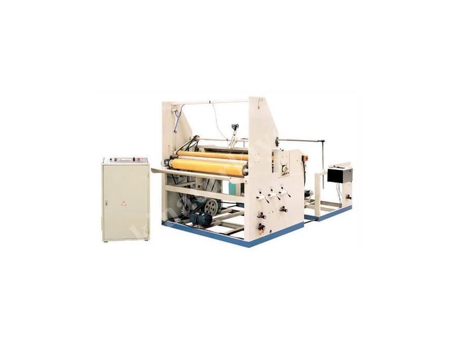 Kağıt Önlük Sarım Makinası 1350 Mm