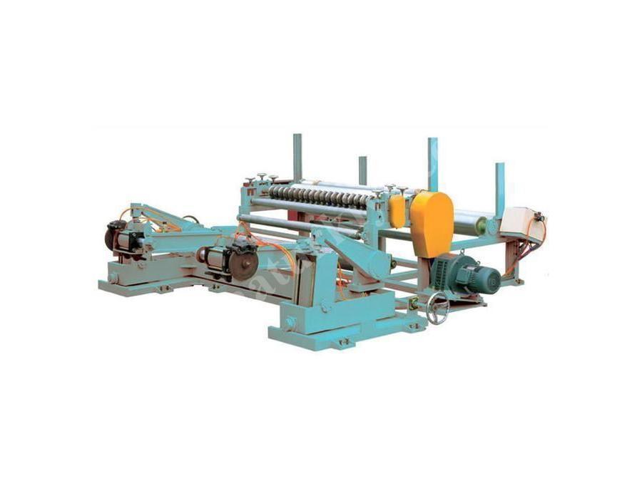 Kraft Kağıt Kesme Makinası 150 Metre / Dakika