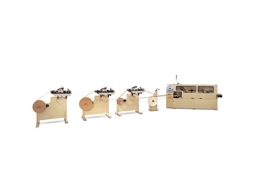 Karton Masura Makinası 60 m /Dakika