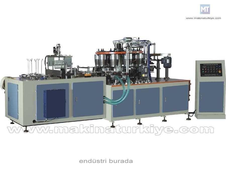 Karton Kase Üretme Makinası 35 ~ 50 Adet / Dakika