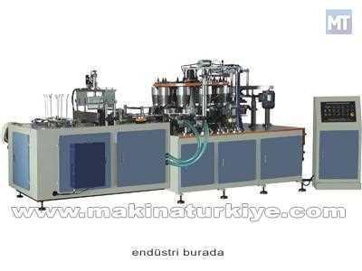 Karton Kase Üretim Makinası 20 ~ 30 Adet / Dakika