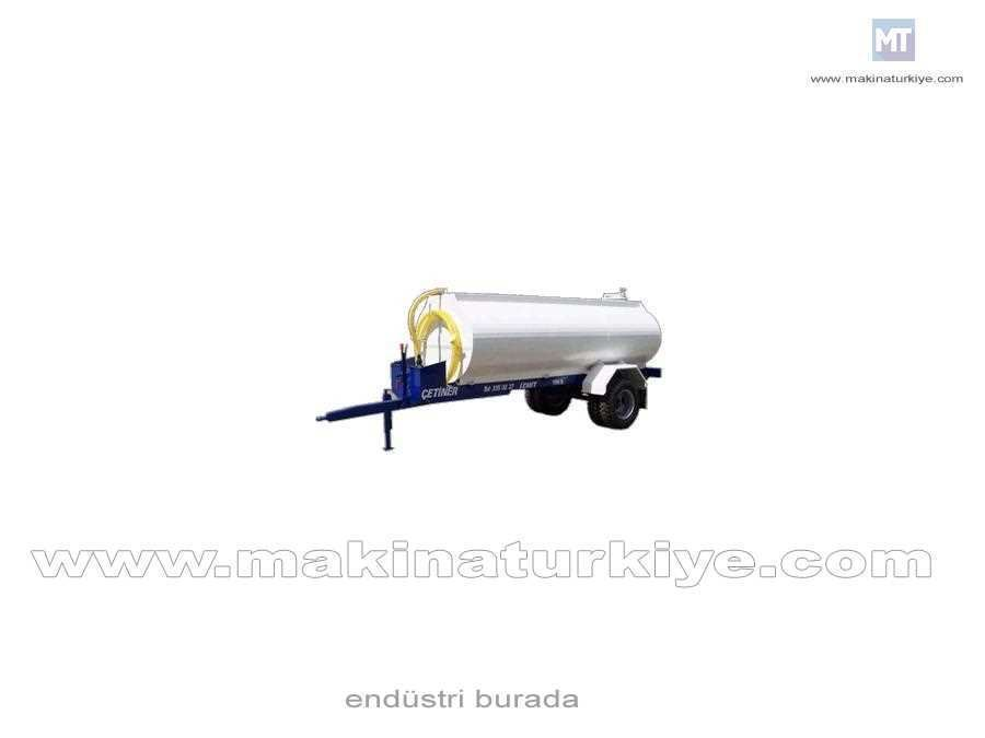 5 Ton Su Tankeri
