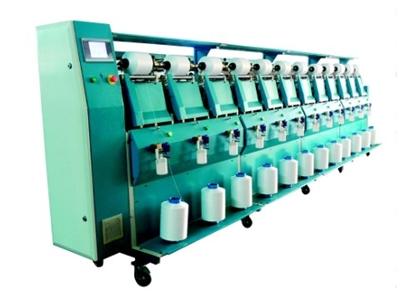 Plc Kontrollü Yumuşak İplik Aktarma Makinası Plc01