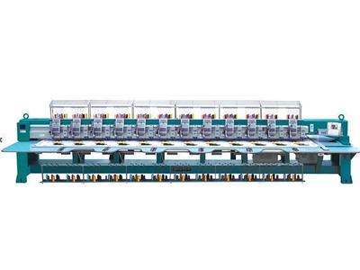 12 Kafalı Süzene Nakış Makinası Ggmj-6-912