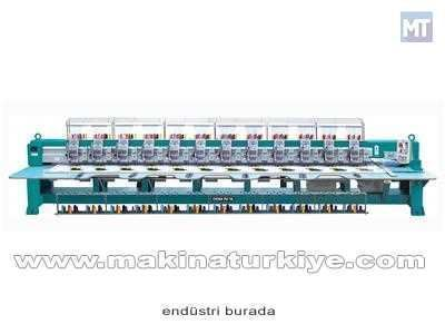 16 Kafalı Süzene Nakış Makinası Ggmj-6-916