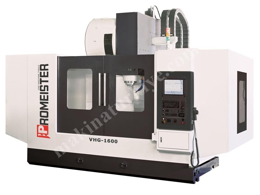 1600 lük CNC İŞLEME MERKEZİ - VHG1600